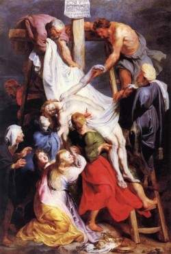 Rubens Descent from the Cross 1616 17