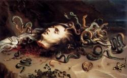 Rubens Head Of Medusa