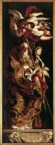 Rubens Raising of the Cross Sts Amand and Walpurgis