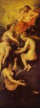 the destiny of marie de medici 1621 1625 XX paris france