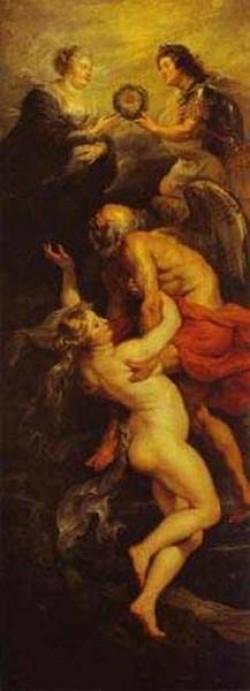 the triumph of truth 1621 1625 XX paris france