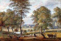 Foresters In Windsor Great Park