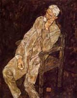 Portrait of an Old Man aka Johann Harms 1916
