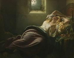 1803 1884 Kriemhild s Dream of the Falcon