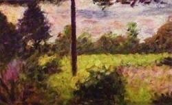 forest of barbizon 1883