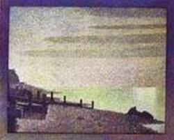 honfleur evening 1886 XX the museum of modern arts new york usa