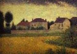 ville davray white houses 1882 XX walker art gallery liverpool uk