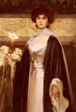 Shannon Sir James Jebusa White Lilies