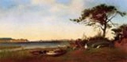 Seabright from Galilee 1880