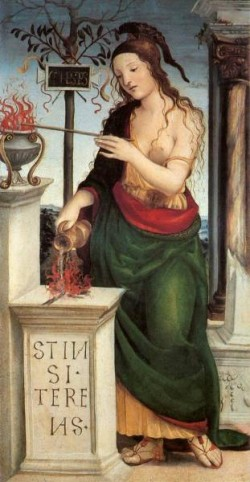 Sodoma Allegory of Celestial Love