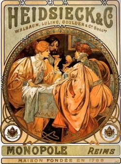 Heidsieck And Co. 1901