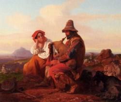 A Serenade In The Roman Campagna