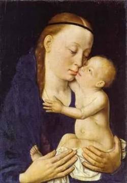 Virgin and child xx the metropolitan museum of art new york usa