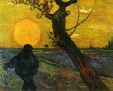 Sower with Setting Sun, Vincent van Gogh