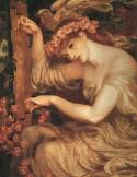 A Sea Spell, 1877, Dante Gabriel Rossetti