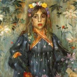 Autumn Flowers, 1895, 1896, Lovis Corinth