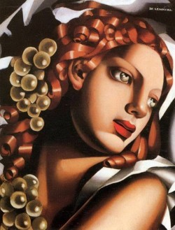 The Brilliance, 1932, Tamara de Lempicka