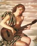 Amethyst, 1946, Tamara de Lempicka