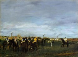 Before the Race, 1871,1872