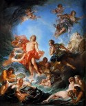 The rising of the sun, 1753, Francois Boucher