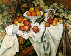 Apples and oranges 1899 xx musee du louvre paris
