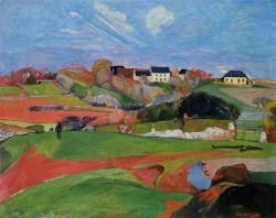 Landscape 1890 the national gallery of art washington dc