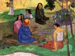 Les parau parau conversation 1891 the hermitage st pete