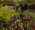 Summer Landscape, Pierre Auguste Renoir 1875
