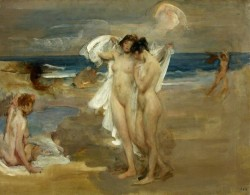 The Bathers, Sir James Jebusa Shannon