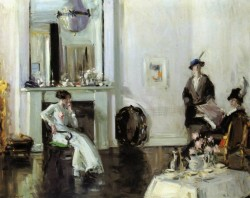 Afternoon Tea, Francis Cadell, 1913
