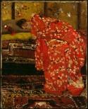 Girl in Red Kimono, George Hendrik Breitner, 1893/95