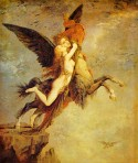 The Chimera, 1867, Gustave Moreau
