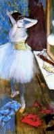 Dancer in her Dressing Room, 1870 Edgar Degas
