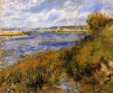 The Banks of the Seine at Champrosay, 1876