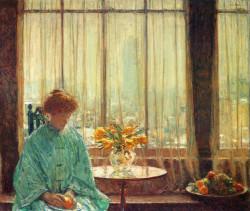 The Breakfast Room, Winter Morning, 1911