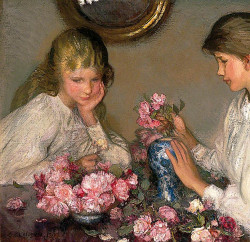 Children and Roses, 1899