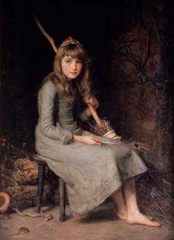 Millais Cinderella1