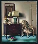 Chambre d'hôtel, 1951