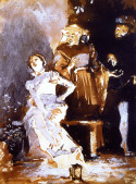 Le Roi s'amuse, 1882