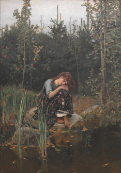 Alionushka 1881 xx the tretyakov gallery moscow russia