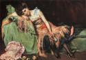 A Spanish Beauty, 1900
