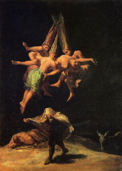 Witches in the Air, 1797