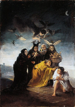 The Witches (Las Brujas)