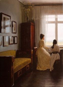 Interior, 1901