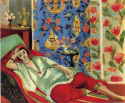 Odalisque in red trousers 1921