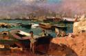 Valencia's Port, 1904