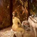 La Toilette, 1890
