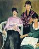 Three Sisters, 1917