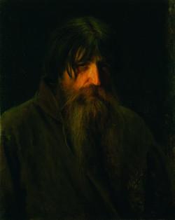 Kramskoi Head of an Old Peasant