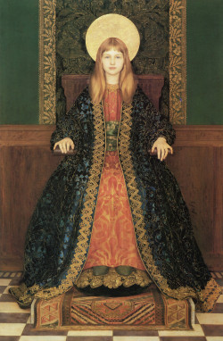 The Child Enthroned